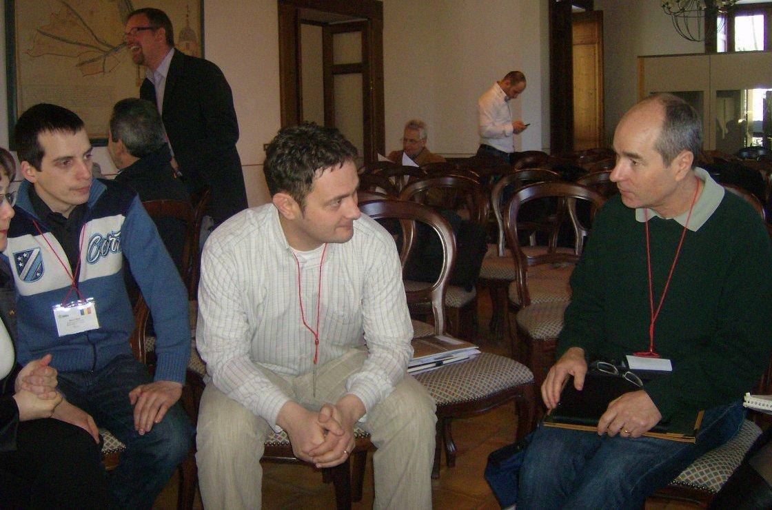 Workshop in Camigliatello Silano